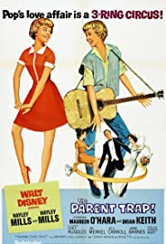 The Parent Trap (1961) Poster - Movie Forum, Cast, Reviews