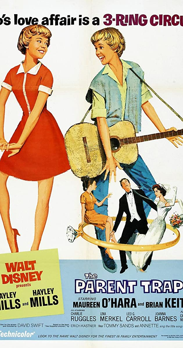The Parent Trap 1961 Imdb