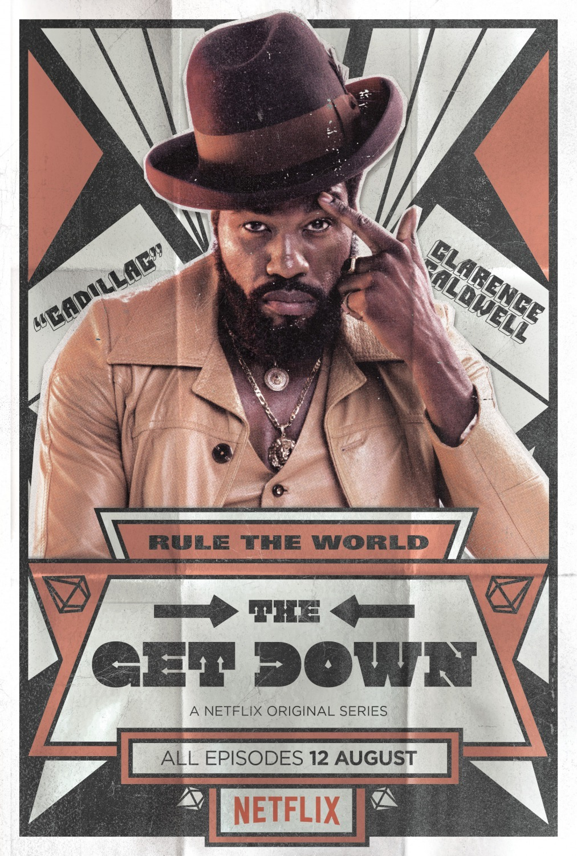 Yahya Abdul-Mateen II in The Get Down (2016)