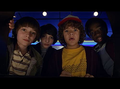 """No Small Parts"" IMDb Exclusive: The Cast of ""Stranger Things"""