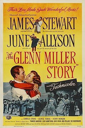 The Glenn Miller Story Poster Image