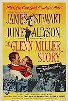 The Glenn Miller Story (1954) Poster