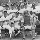 Charlie Sheen, Tom Berenger, Wesley Snipes, Corbin Bernsen, James Gammon, Dennis Haysbert, Andy Romano, Chelcie Ross, and Steve Yeager in Major League (1989)