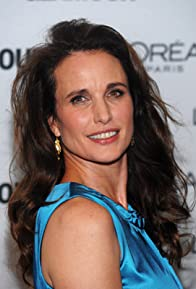 Primary photo for Andie MacDowell