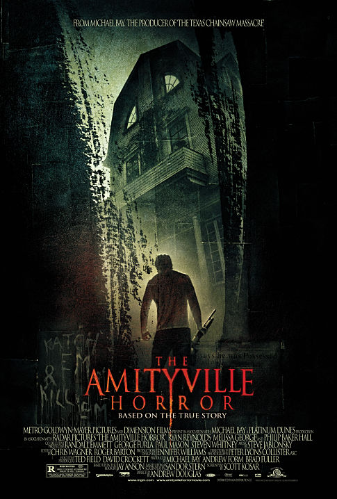 The Amityville Horror (2005) Dual Audio Hindi 300MB BluRay 480p x264 Download