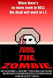 Todd the Zombie Poster