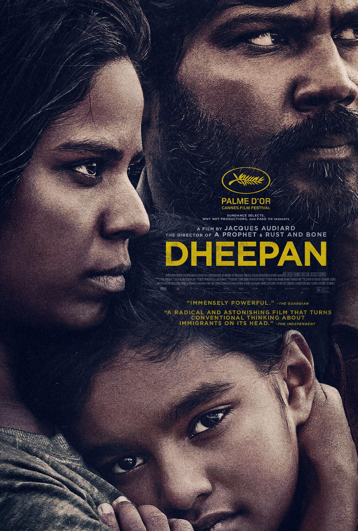 Dheepan (2015) BluRay 480p, 720p & 1080p