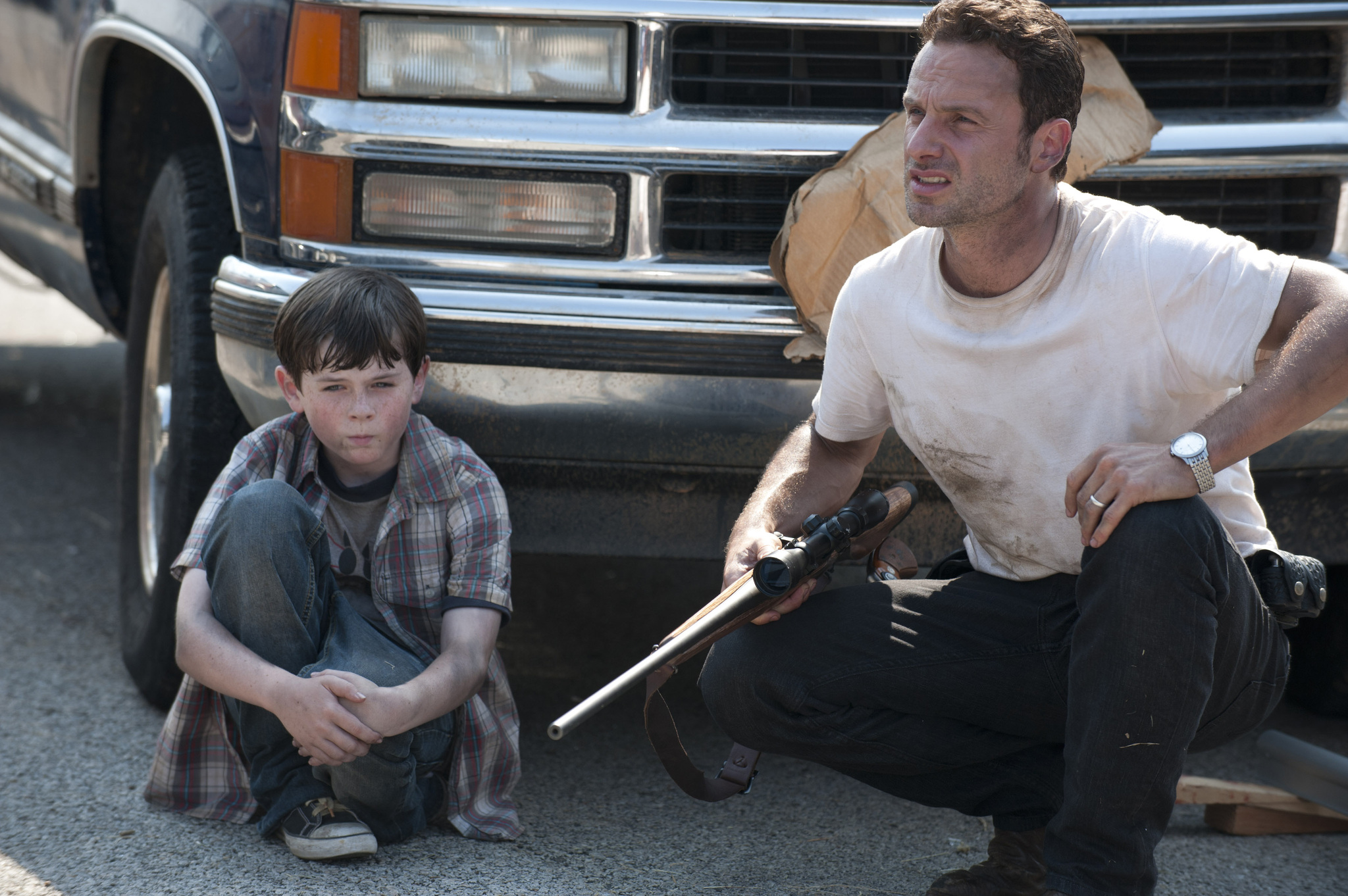 The Walking Dead 2×01 – Lo que nos espera