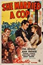 She Married a Cop (1939) Poster
