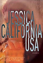 Jessica California USA Poster