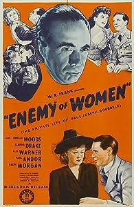 Watch free movie websites no download Enemy of Women USA [WEBRip]