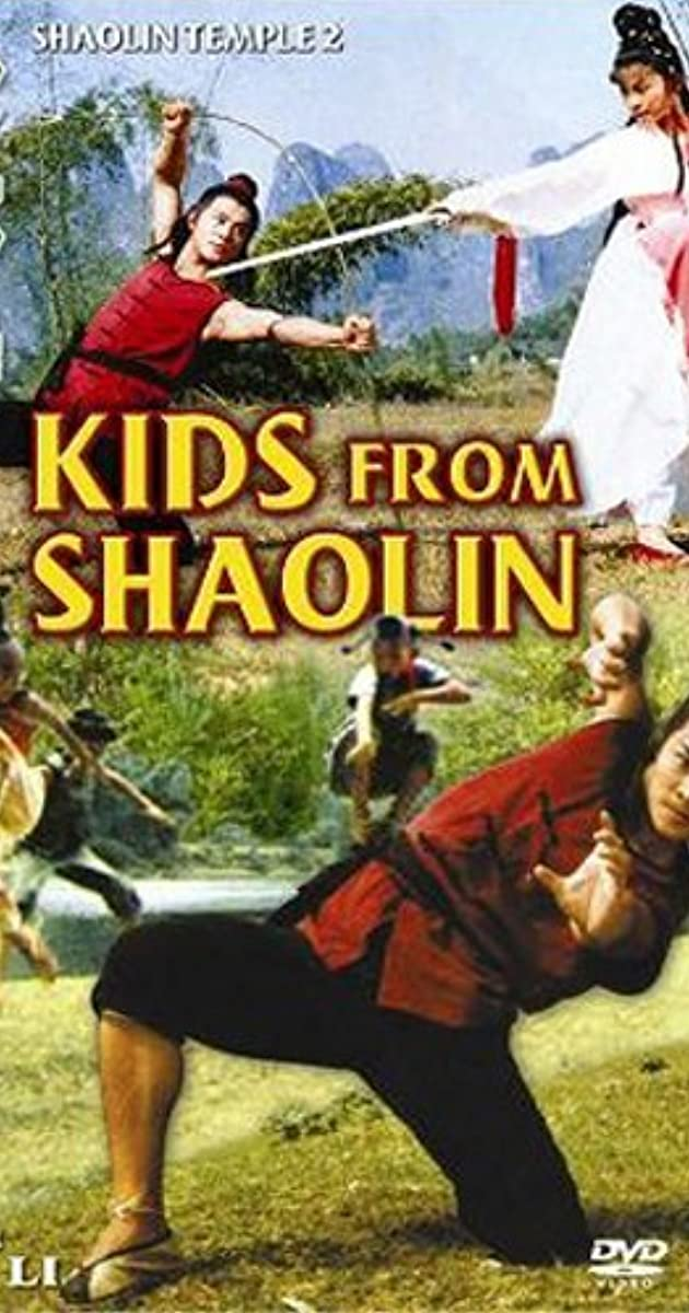 Subtitle of Kids from Shaolin