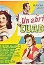 Un abrigo a cuadros (1957) Poster