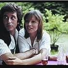 Al Pacino and Marthe Keller in Bobby Deerfield (1977)