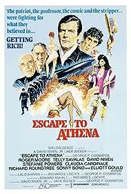 Escape to Athena (1979) Poster - Movie Forum, Cast, Reviews