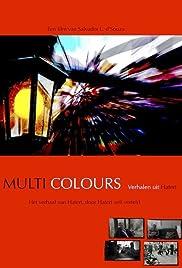 Multi Colours: Verhalen uit Hatert Poster