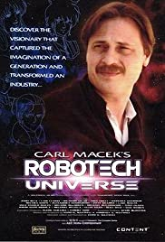Carl Macek's Robotech Universe Poster