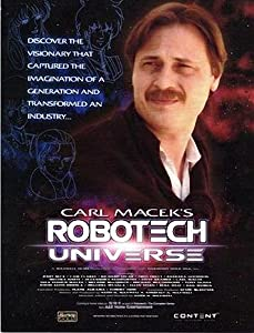 Watch hollywood new movies Carl Macek's Robotech Universe [Ultra]