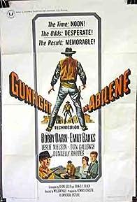 Primary photo for Gunfight in Abilene
