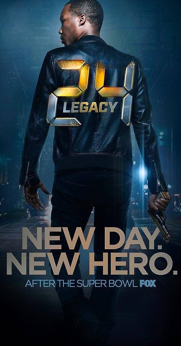 24: Legacy (TV Series 2016–2017) - IMDb