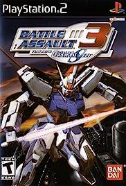 Battle Assault 3 Featuring Gundam Seed Poster