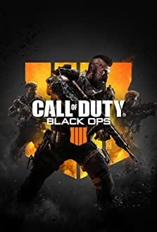 Call of Duty: Black Ops 4 (2018 Video Game)