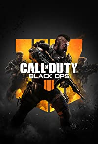 Primary photo for Call of Duty: Black Ops 4