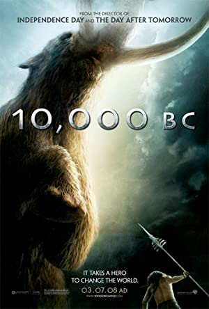 10,000 BC (2008) Dual Audio (Hindi-English) Download 480p [400MB] || 720p [1GB]