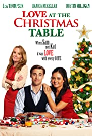 Love at the Christmas Table Poster