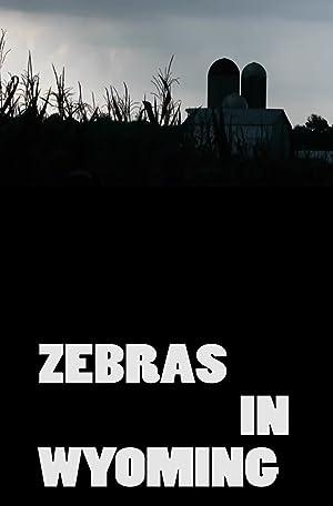 Zebras in Wyoming