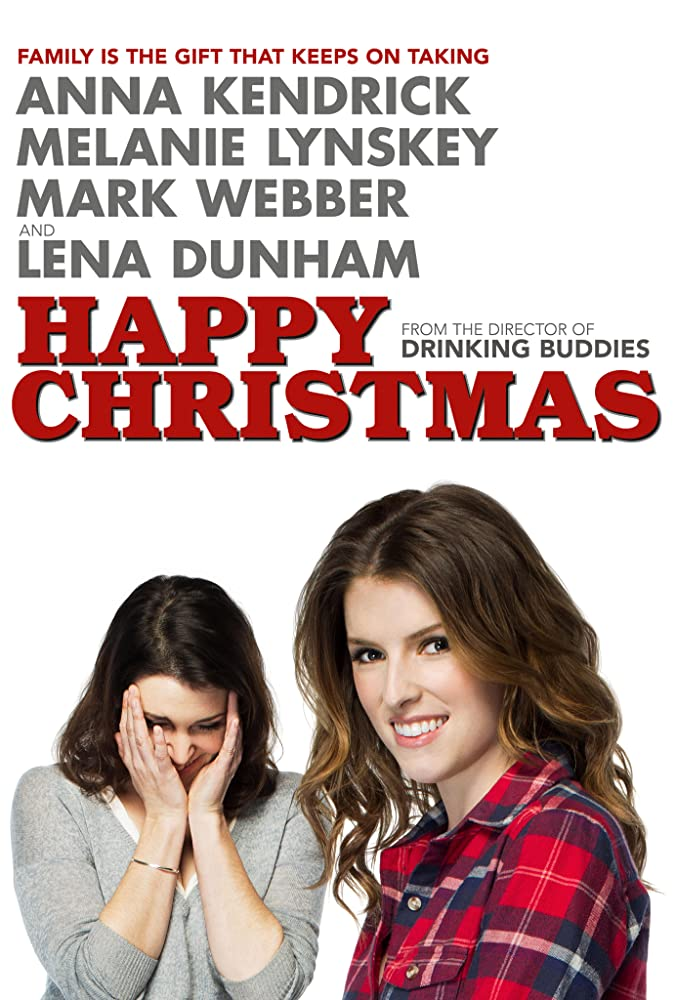 Poster film Happy Christmas (2014).