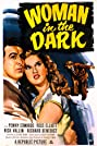 Woman in the Dark (1952) Poster