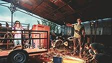 ¡Ninguna vaca se quede atrás! Rescatando ganado con una motocicleta en Katmandú