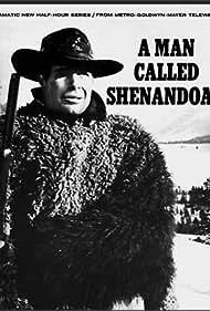 A Man Called Shenandoah (1965) Poster - TV Show Forum, Cast, Reviews