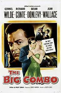 Todas las descargas de películas en línea The Big Combo  [avi] [640x360] by Joseph H. Lewis