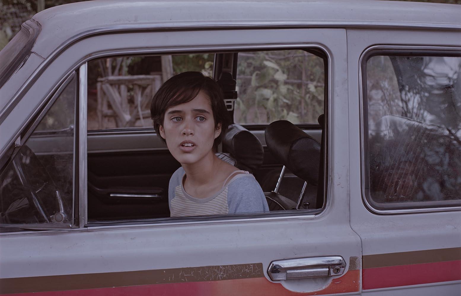 Demian Hernández in Tarde Para Morir Joven (2018)