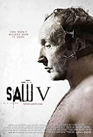 Saw V (2008) Poster - Movie Forum, Cast, Reviews