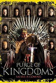Lou Ferrigno, Angus Macfadyen, Anna Hutchison, John Di Domenico, Eliana Ghen, and Piff the Magic Dragon in Purge of Kingdoms: The Unauthorized Game of Thrones Parody (2019)