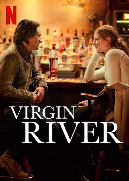 Martin Henderson and Alexandra Breckenridge in Virgin River (2019)