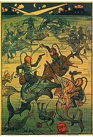 The Extraordinary Adventures of Saturnino Farandola Poster