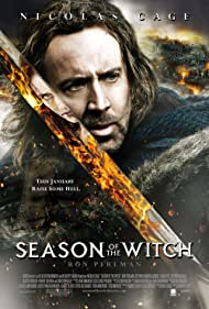 Nicolas Cage in Season of the Witch (2011)
