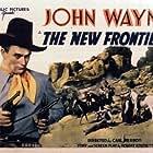 John Wayne in The New Frontier (1935)