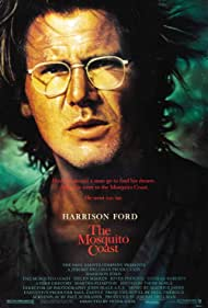 Harrison Ford in The Mosquito Coast (1986)