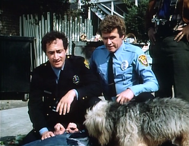 John Reilly, Todd Susman, and Johnny the Dog in Here's Boomer (1980)