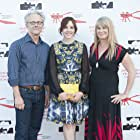 """Julie Mond, Wrieter/Director Ron Judkins and Producer Jennifer Young attend the IFS Premiere of """"Finding Neighbors"""" at Laemmle Music Hall."""