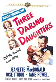 Three Daring Daughters (1948) Poster - Movie Forum, Cast, Reviews