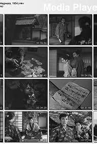 Shinshokoku monogatari, benikujaku dai-ippen: Nachi no kotengu (1954)