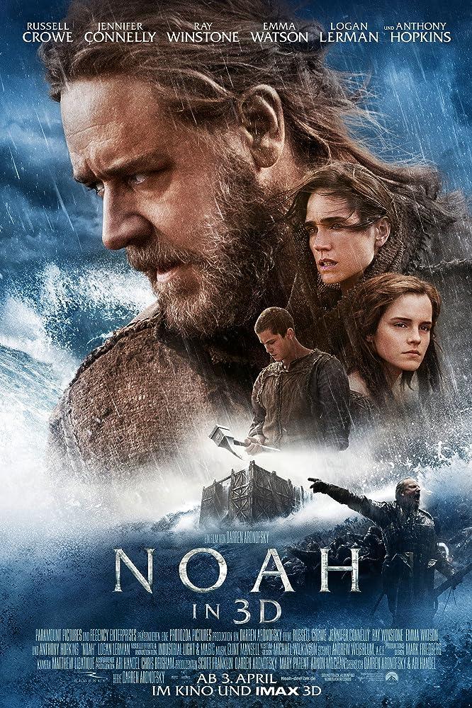 Noah (2014) Hindi Dubbed