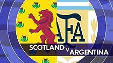 Escocia vs.Argentina