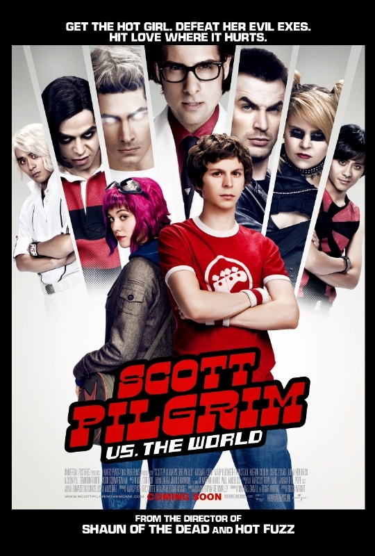 Scott Pilgrim vs. the World 2010 Hindi Dubbed 720p BluRay 850MB Download